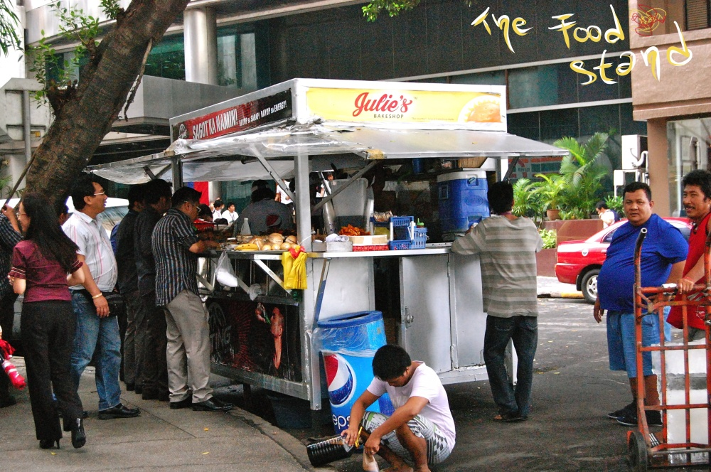 the food stand manila