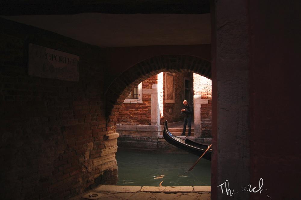 the arch venezia