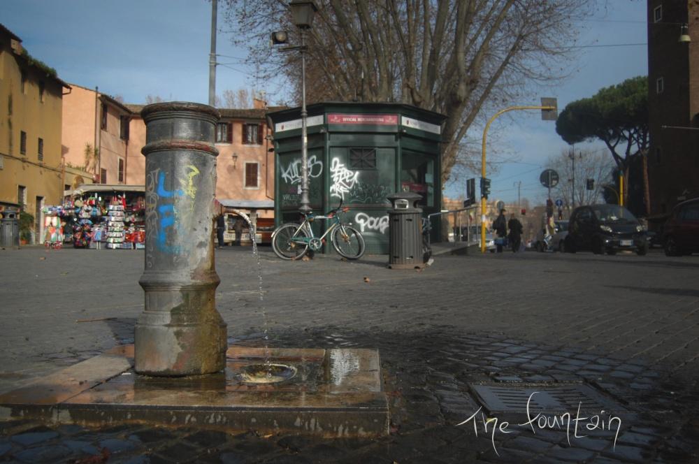 the fountain 1