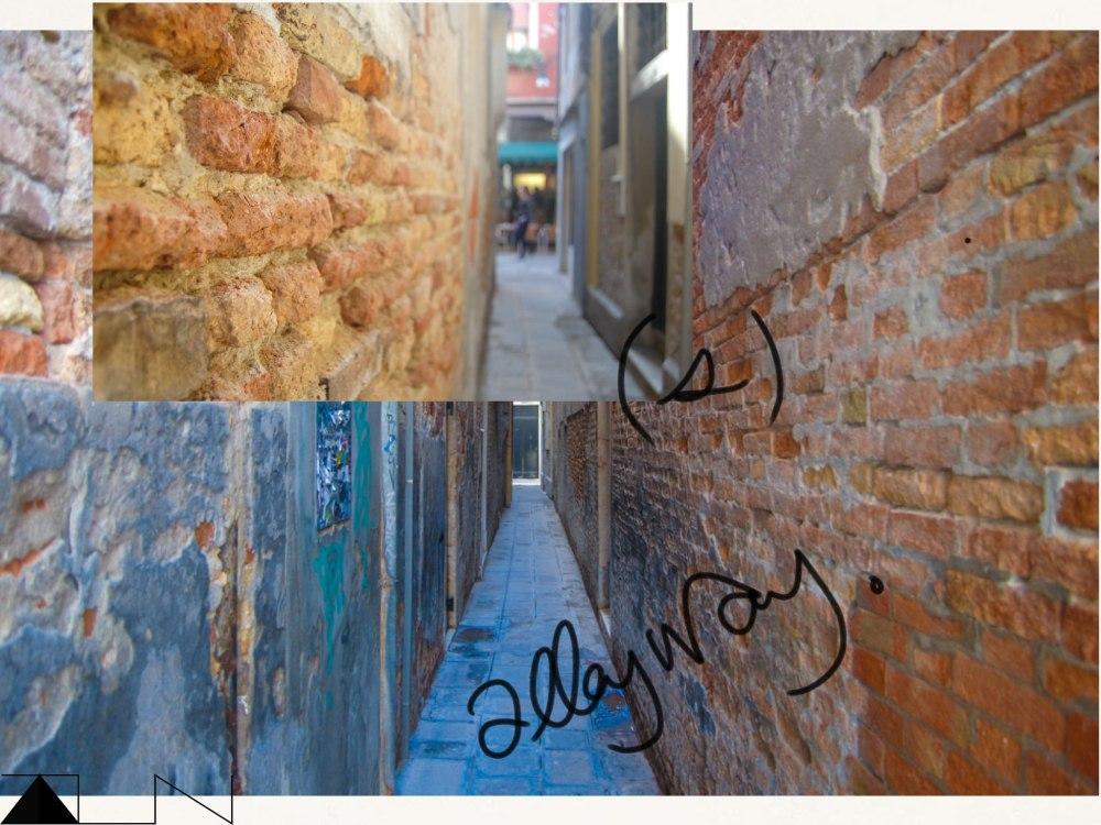 venezia-alleyways