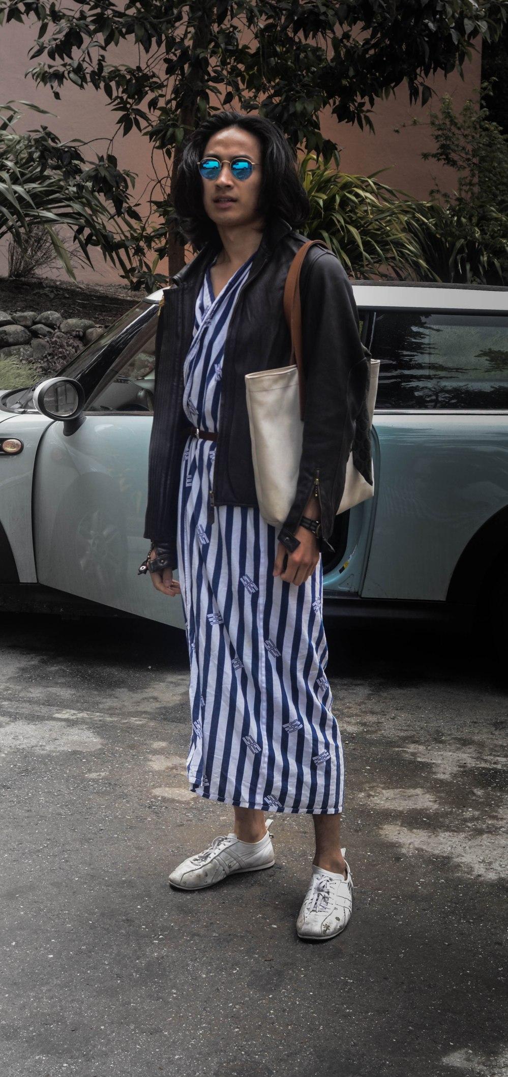 yukata kimono look-1