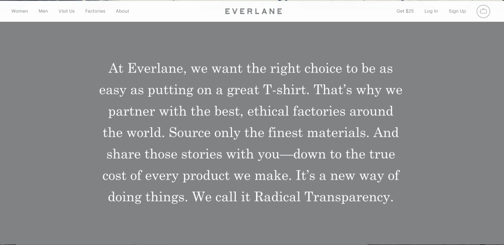 everlane example three